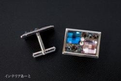 画像1: 米谷理佳 / カフスボタン (値引き)